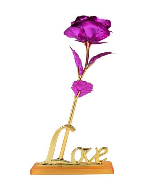 Mable NEWLOVEPURPLE Artificial Flower Gift Set
