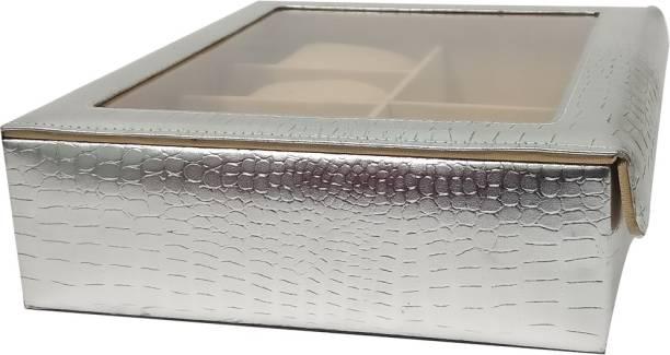 Essart 10011-Silver Makeup and Jewellery Vanity Box