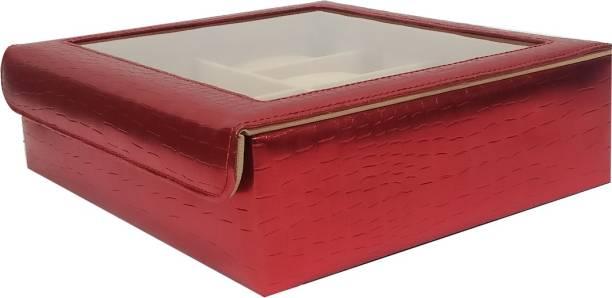 Essart 10011-Red Makeup and Jewellery Vanity Box