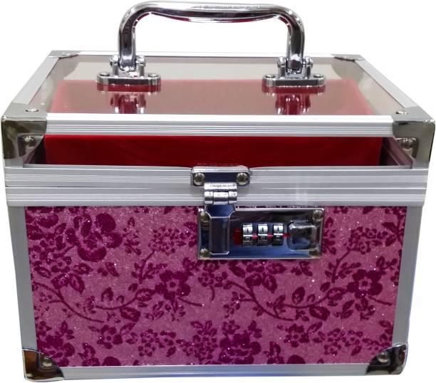Pride STAR Saffron to store cosmetics Vanity Box