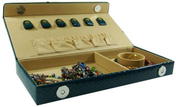 Essart Box 0072C Makeup and Jewellery Vanity Box
