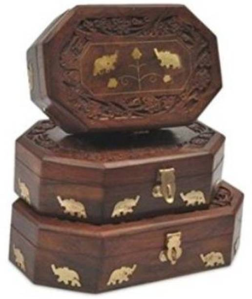 6e6e82121 Jewellery Boxes - Buy Jewelry Box Online at Best Prices at Flipkart.com
