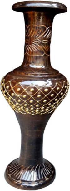 India Wooden Handicraft Flower Vase Buy India Wooden Handicraft