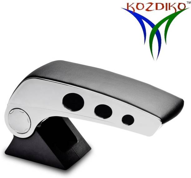 KOZDIKO Round Chrome Black RMA96 Car Armrest