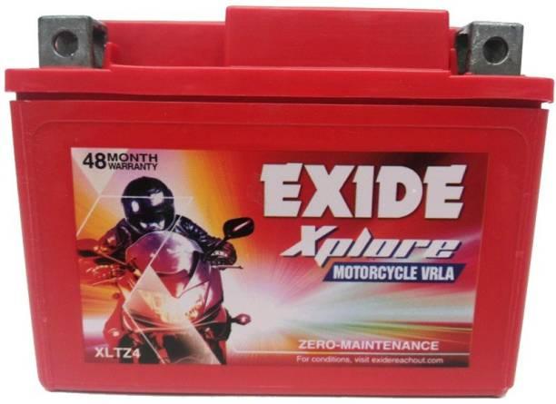 EXIDE EXIDE XPLORE XLTZ4 3 Ah Battery for Bike