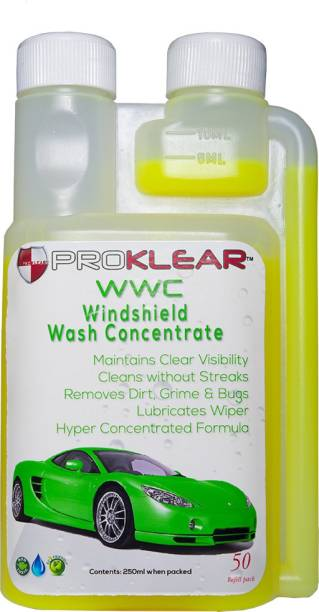 ProKlear Prkwwc Liquid Vehicle Glass Cleaner