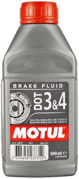 MOTUL 3 & 4 Dot Brake Oil