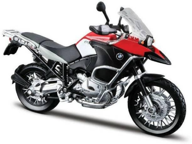 Maisto BMW R 1200 GS 1/12 Diecast Model Bike