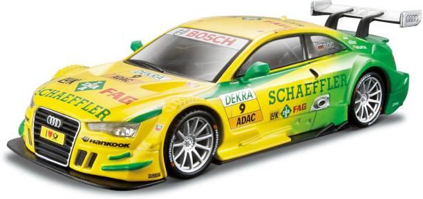 Bburago Die Cast 1:32 Scale Audi A5 (#9 Mike Rockenfeller) Car
