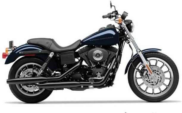Maisto Harley Davidson Dyna Super Glide Sport 2004 1:12