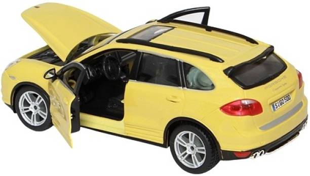 Bburago Die-Cast 1:24 Scale Porsche Cayenne Turbo car