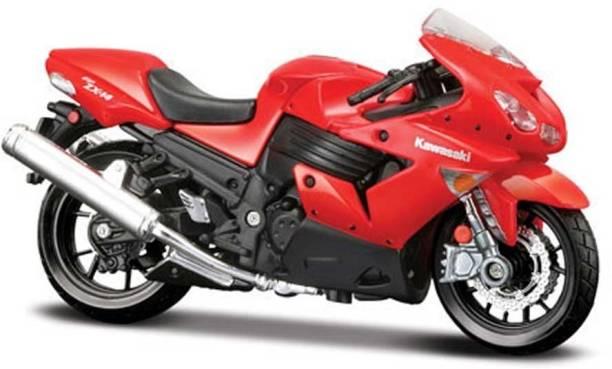 Maisto 1:18 Kawasaki ZX-14 Diecast Motorcycle