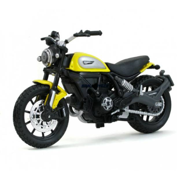 Maisto Ducati Scrambler 1/18 Diecast Bike Model
