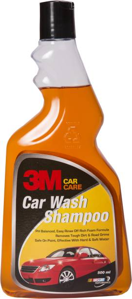 3M Car Care Car Shampoo Car Washing Liquid