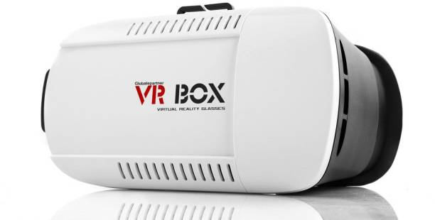 Global e Partner VR BOX Headset For Movie & Game Virtual Reality Video Glasses