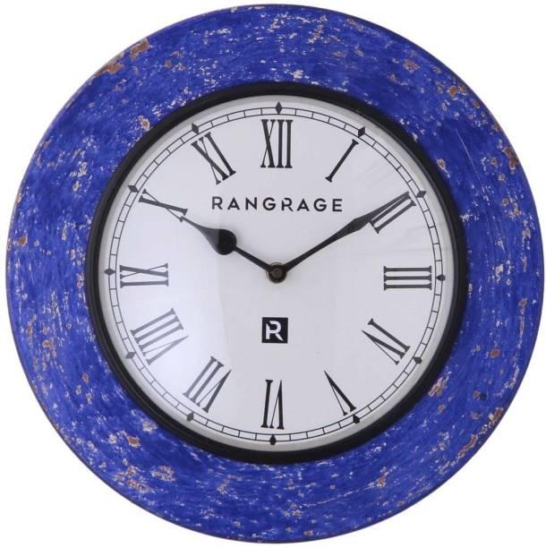Rang Rage Analog 30 cm X 30 cm Wall Clock