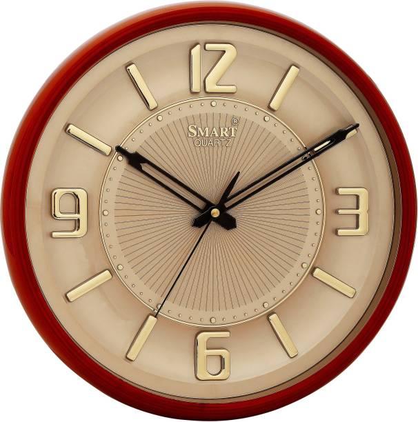 SMART Analog 38 cm X 38 cm Wall Clock
