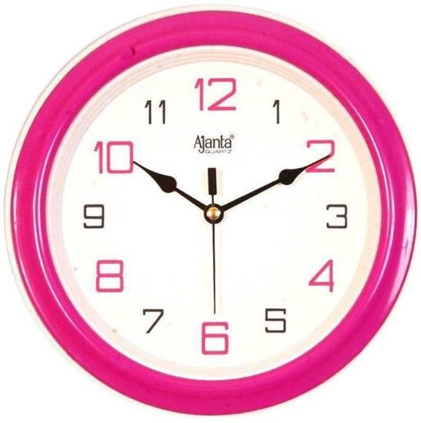 AJANTA Analog 20.5 cm X 20.5 cm Wall Clock