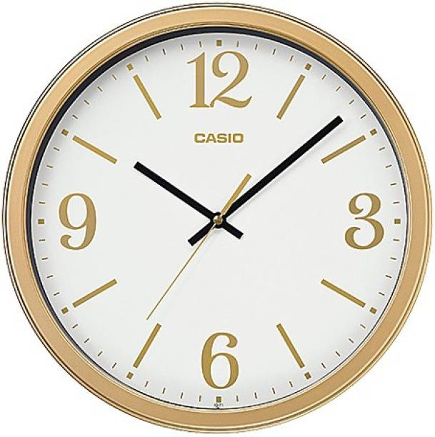 CASIO Analog 5 cm X 35 cm Wall Clock
