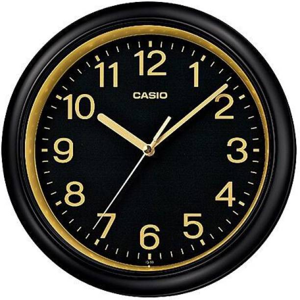 CASIO Analog 26 cm X 26 cm Wall Clock