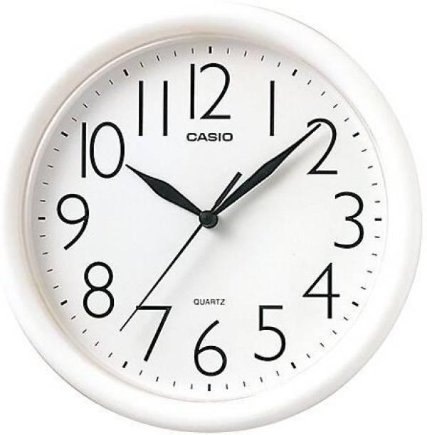 CASIO Analog 24.6 cm X 24.6 cm Wall Clock