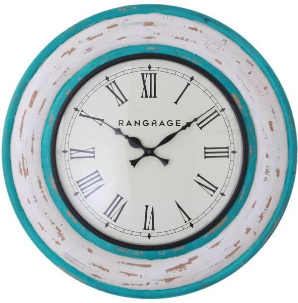 Rang Rage Analog 46 cm X 46 cm Wall Clock