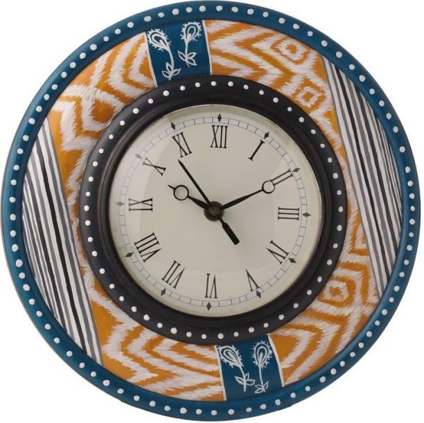 Rang Rage Analog 22 cm X 3 cm Wall Clock
