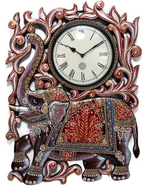 Collectible India Analog Wall Clock