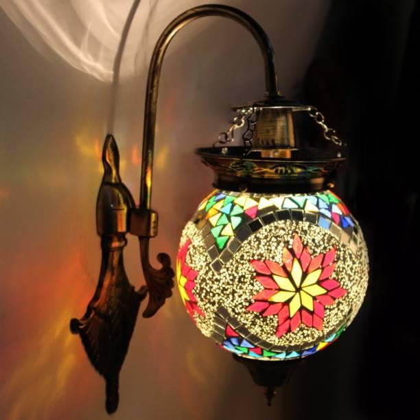 Novelty Led Wall Lamp Swing Shape Decoration Aisle Sconces Modern Wall Light Home Appliance Parts Home Appliances