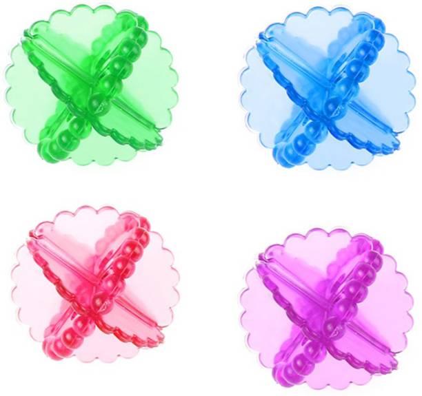 Hua You Set of 4 Laundry Balls Detergent Bar