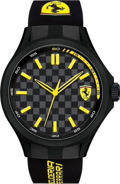 1d796665f Scuderia Ferrari Watches - Buy Scuderia Ferrari Watches Online at ...