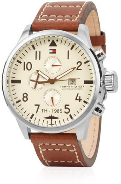 9b06abfebba7c3 Tommy Hilfiger Watches - Buy Tommy Hilfiger Watches Online For Men ...