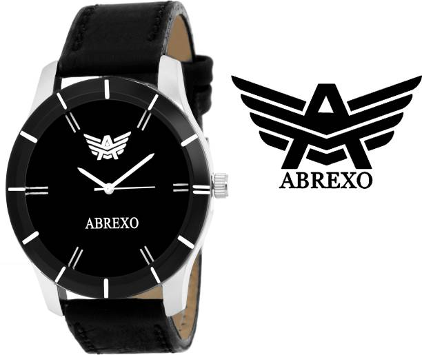 Abrexo 1501-BK-STRP Watch  - For Men