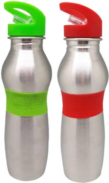 Tuelip Opaque Series 750 ml Water Bottles