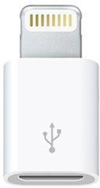 Roboster Lightning 8pin To MicroUSB Charger Worldwide Adaptor