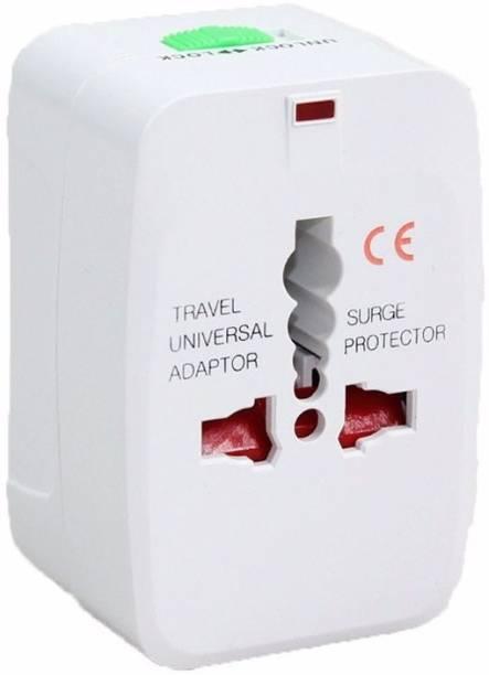 NHA Multiplug Travel Worldwide Adaptor