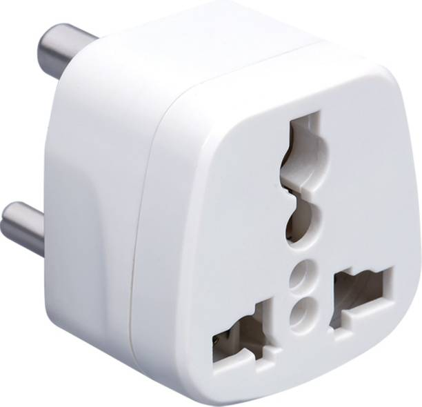 NORWOOD Traveller 3 pin Multiplug Worldwide Adaptor