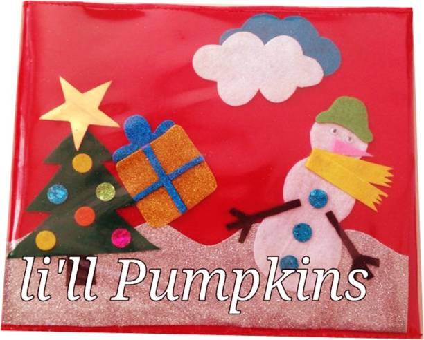 Lill Pumpkins Christmas Stocking