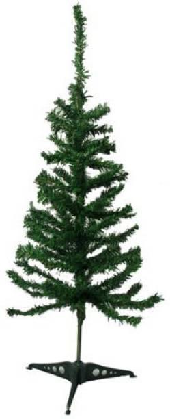 FOURWALLS Pine 90 cm (2.95 ft) Artificial Christmas Tree