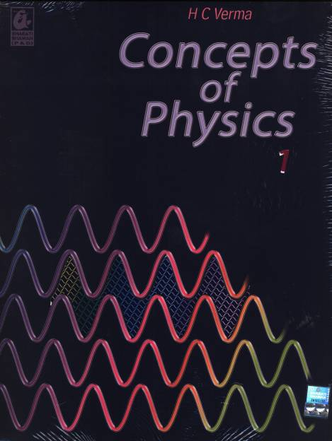 Concepts of Physics (Volume - 1) (English) 1st Edition price comparison at Flipkart, Amazon, Crossword, Uread, Bookadda, Landmark, Homeshop18