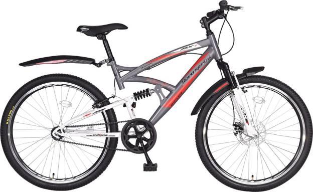 Hero Sprint 26T Winner 18 Speed SWIN26BKRD02 Road Cycle