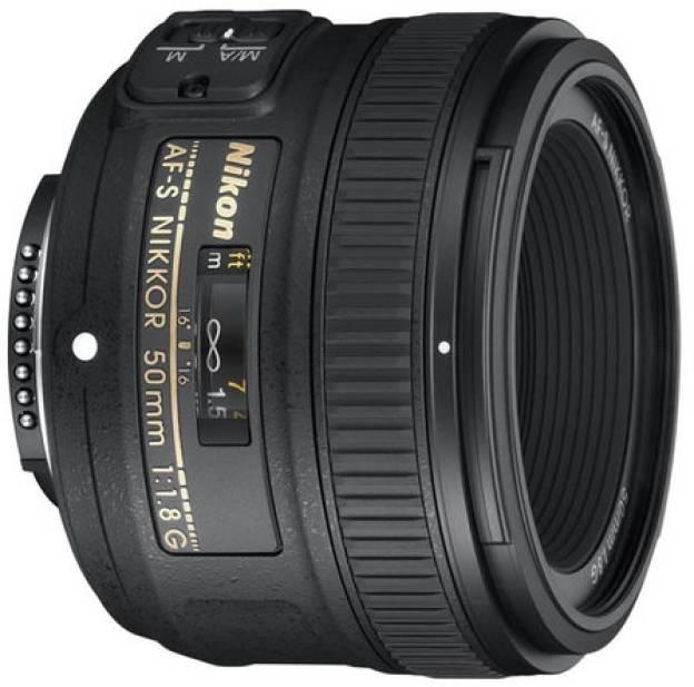 Upto 50% Off on Camera Lenses | Nikon AF-S NIKKOR 50mm f/1.8G Lens(Standard Lens) By Flipkart @ Rs.10,199