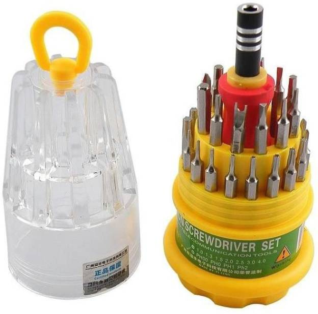 jackly 31 in 1 magnetic standard screwdriver set available at flipkart for. Black Bedroom Furniture Sets. Home Design Ideas