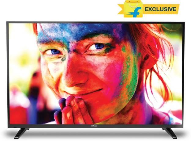 Extra Rs 2,000 Off On Happy Janmashtami Offer On Led TVs | InFocus 101.6cm (40) Full HD LED TV(II-40EA800, 2 x HDMI, 2 x USB) By Flipkart @ Rs 20,990
