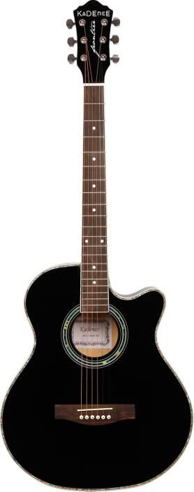 Kadence KAD-BLK Spruce Acoustic Guitar