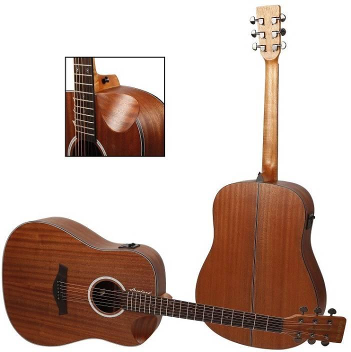 Kadence KAD-SH-02 Cedar Acoustic Guitar