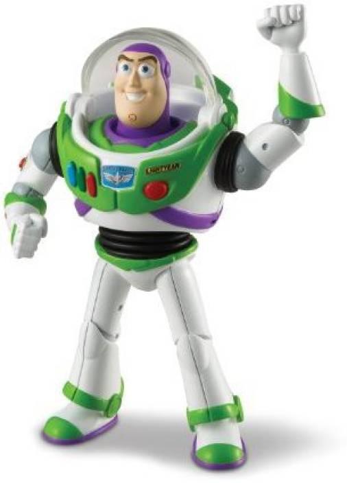 Toy Story Buzz Lightyear Posable Disney   Pixar - Buzz Lightyear ... f80eb099b82