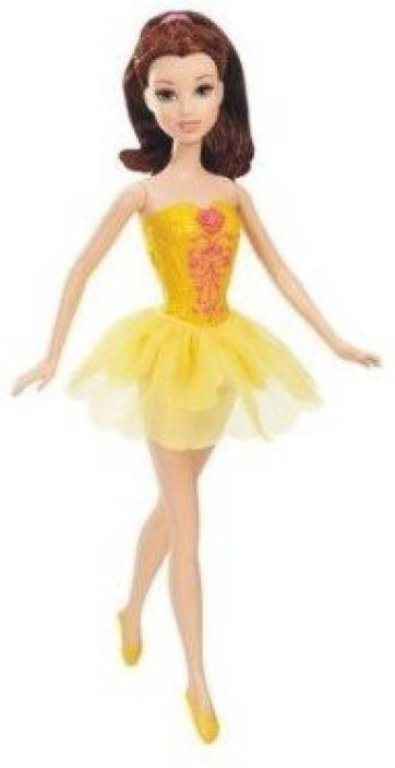 Disney Ballerina Princess Belle Mattel