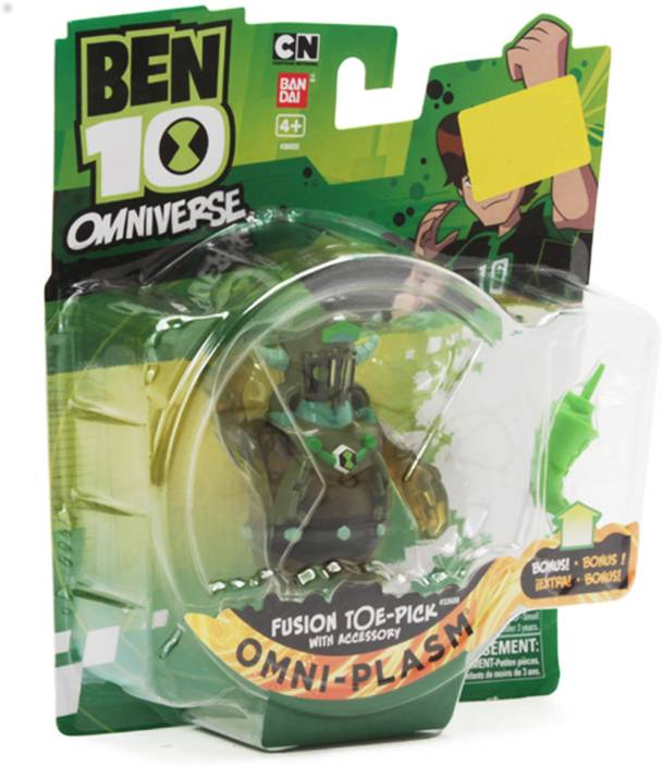Ben 10 Fusion Toe-pick with Accessory - Fusion Toe-pick with