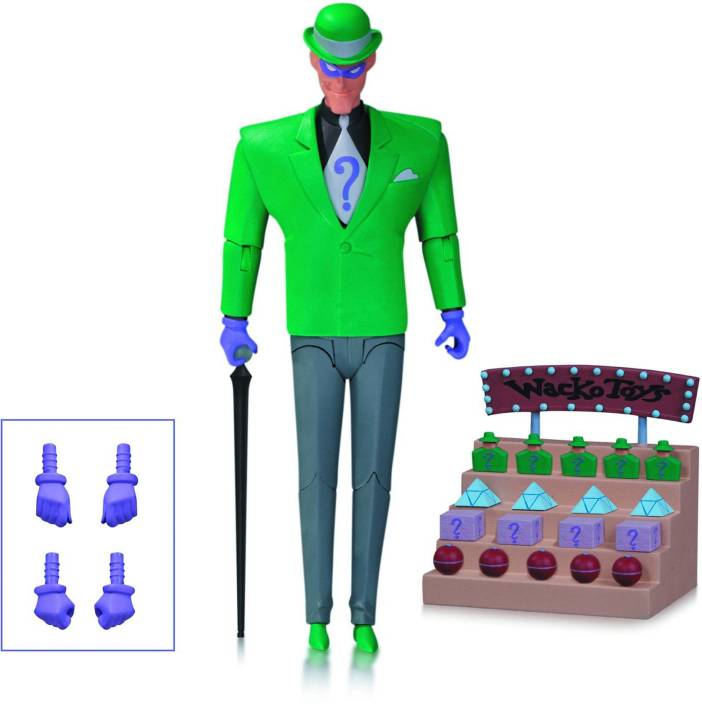 DC Collectibles Batman Animated Series: The New Batman Adventures The  Riddler Action Figure
